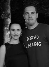 Soffia Botteri & Patricio Connell