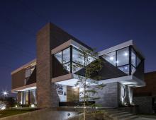 Casa Triángulos by BAC Barrio Arquitectura Ciudad