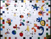 Mural Gran Montessory