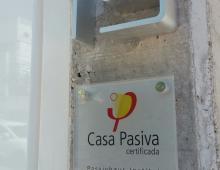 CASA PASIVA PASSIVHAUS PLUS DE AUTOCONSUMO