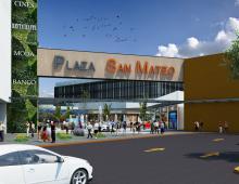 Plaza San Mateo Naucalpan