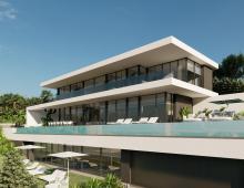 Villa Benhavis, Marbella