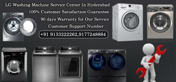LG Washing machine service center in Hyderabad | Arquideas