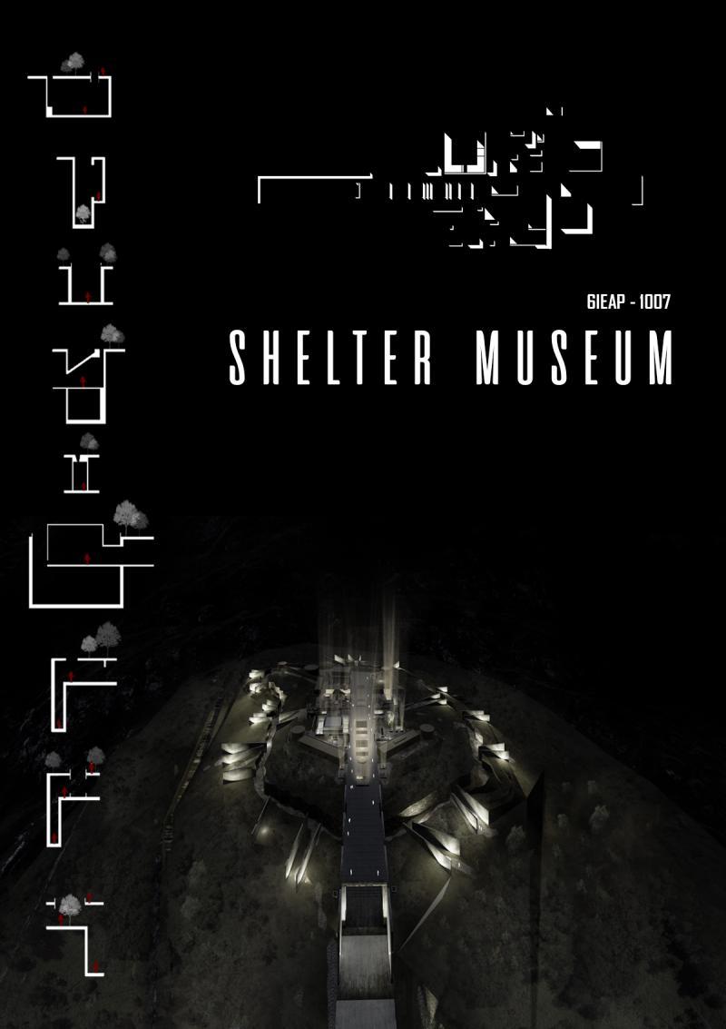 6IEAP1007-SHELTER MUSEUM