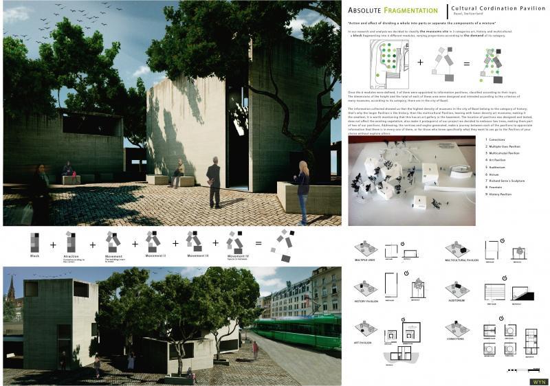 Cultural Coordination Pavilion (CCP)
