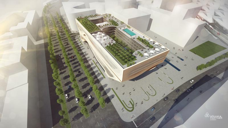 Hybrid Building