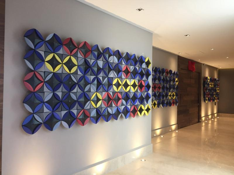 Mural Centro Social Monte Sinai