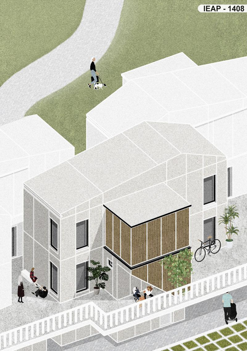 IEAP1408 - PLUGIN HOUSE, Flexible and Adaptable Architecture in Social Housing Prototype