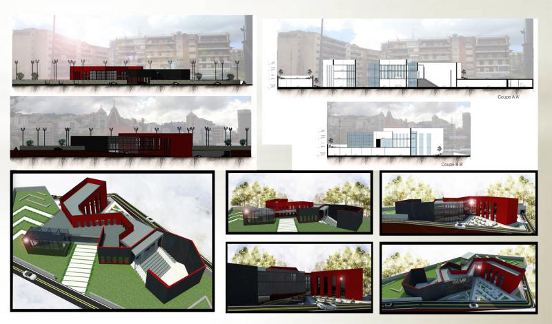 Art Center for Rahbany Second Generation