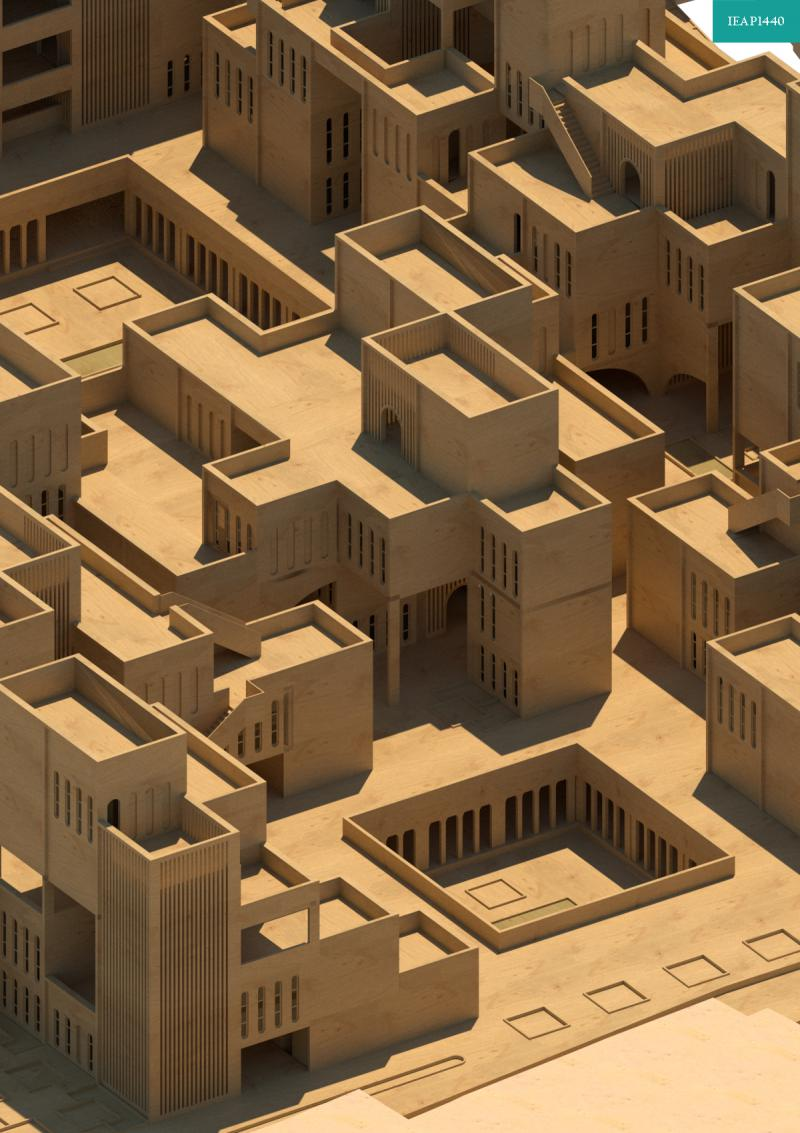 Yazd residential complex