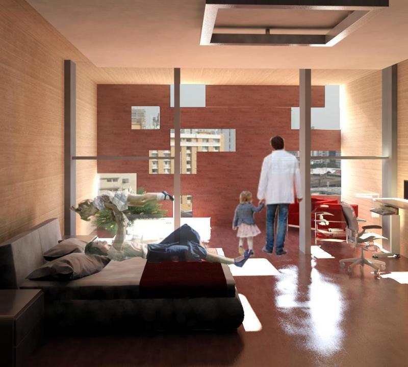 """""""La factoría"""" Regeneración Urbana + Centro de Alto Rendimiento"""