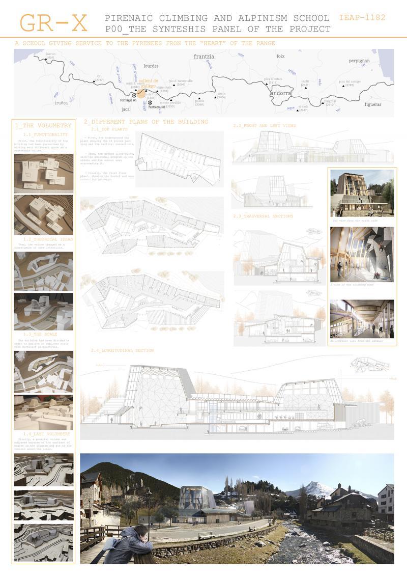 IEAP1182 GRX_Escuela Pirenáica de escalada y alpinismo