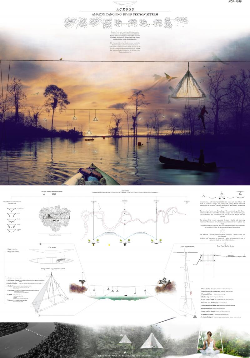ACROSS // Amazon Canoeing River Station System