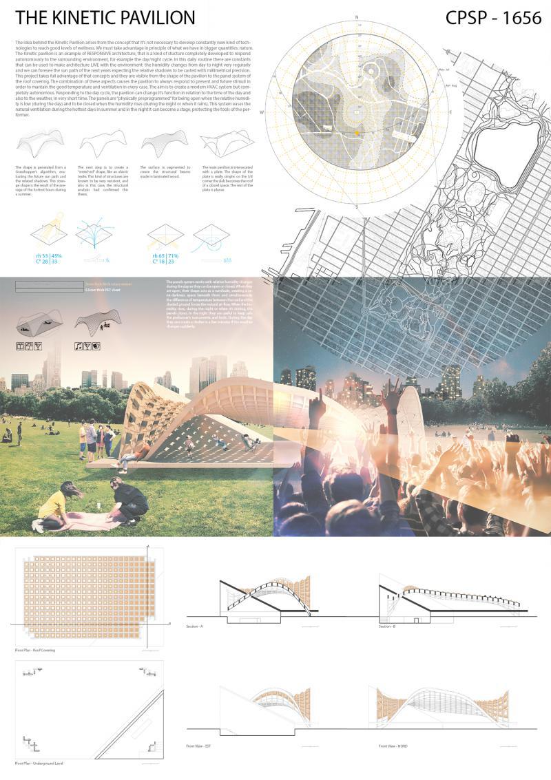 The Kinetic Pavilion