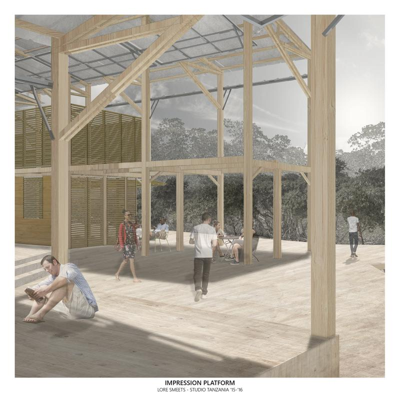 DAR 2050 Mangrove park