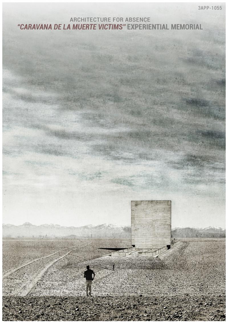 """3APP1055 - """"Caravana de la muerte victims"""" Experiential memorial"""