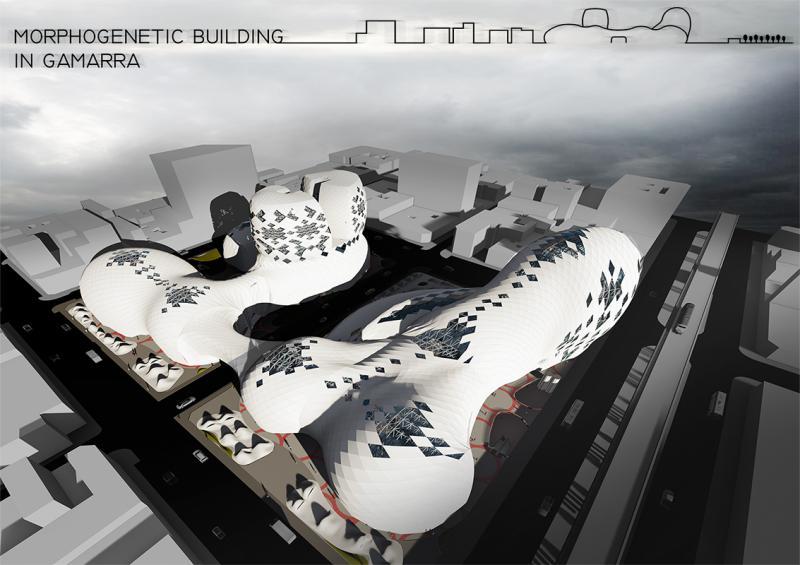 MORPHOGENETIC HYBRID BUILDING