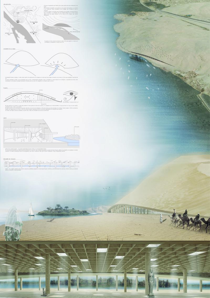 MoAN - Contemplar el Nilo
