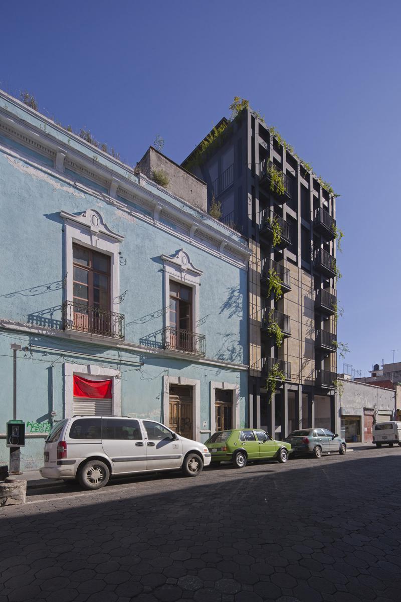 7 Sur - Puebla - Boue Arquitectos