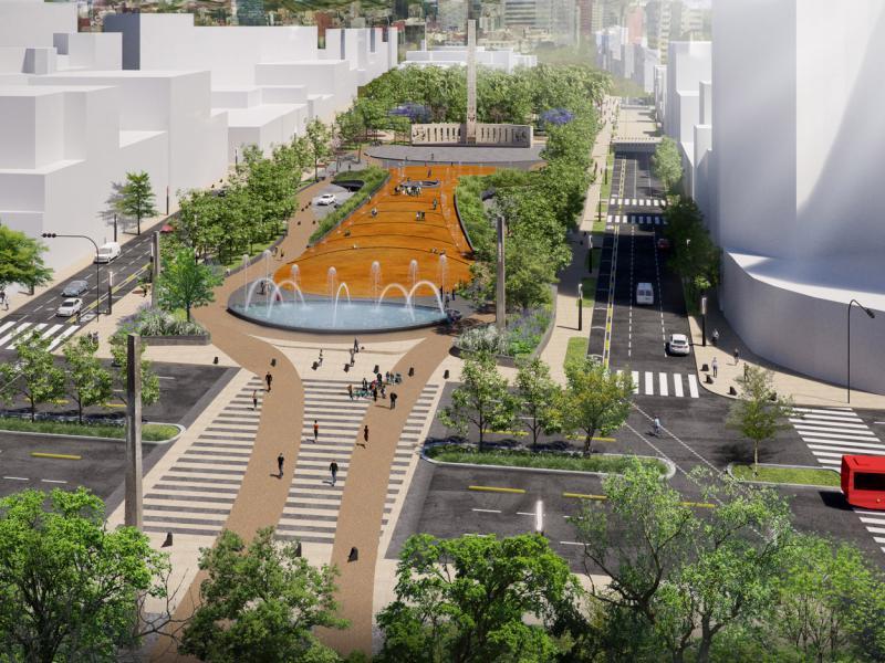 Paseo Urbano CDMX