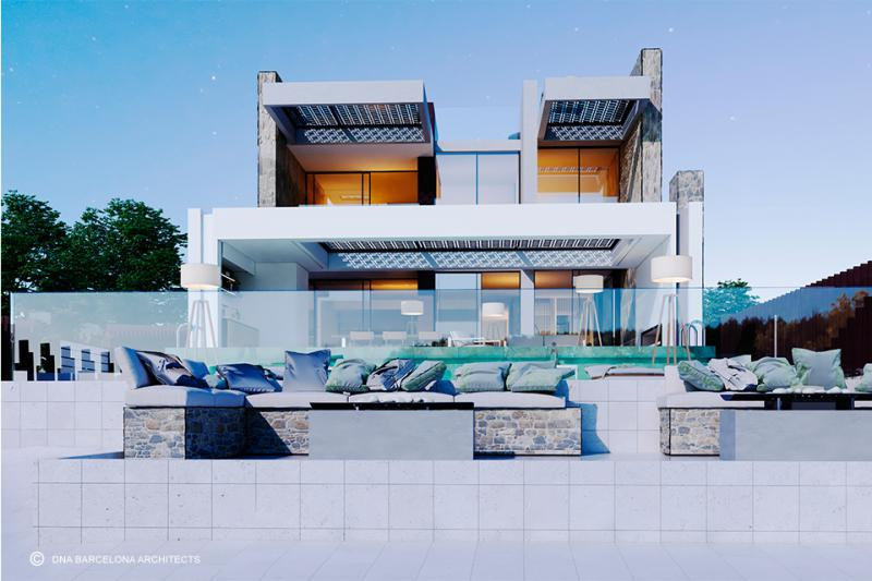 LUXURY HOUSE II CALDES D´ESTRAC, SPAIN