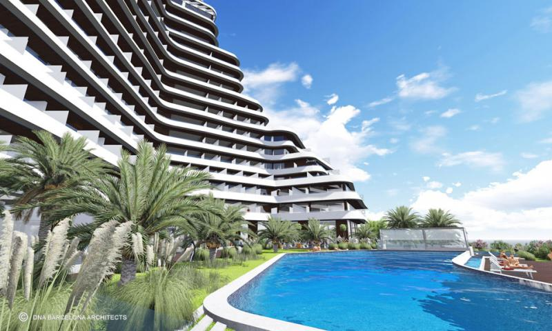 HOTEL LES DUNES ORAN, ALGERIA