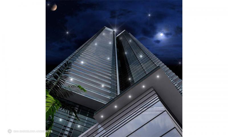 Planetaium Tower