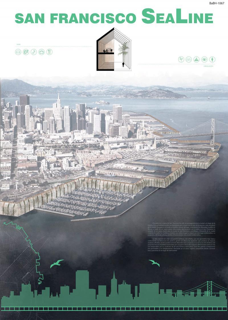 San Francisco Sealine
