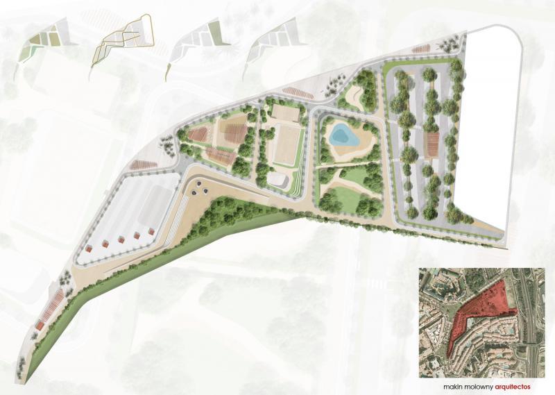 Parque Urbano MareVerde.