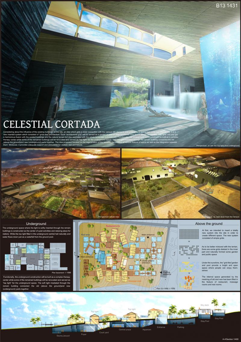 B20131431 CELESTIAL CORTADA