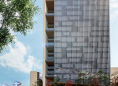 Las Rosas Square by Taller G