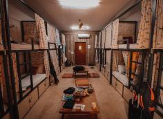 Moustache Hostel is the affordable Backpacker Hostel in Jaipur