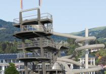 Slide Tower Millstatt / Söhne & Partner architects