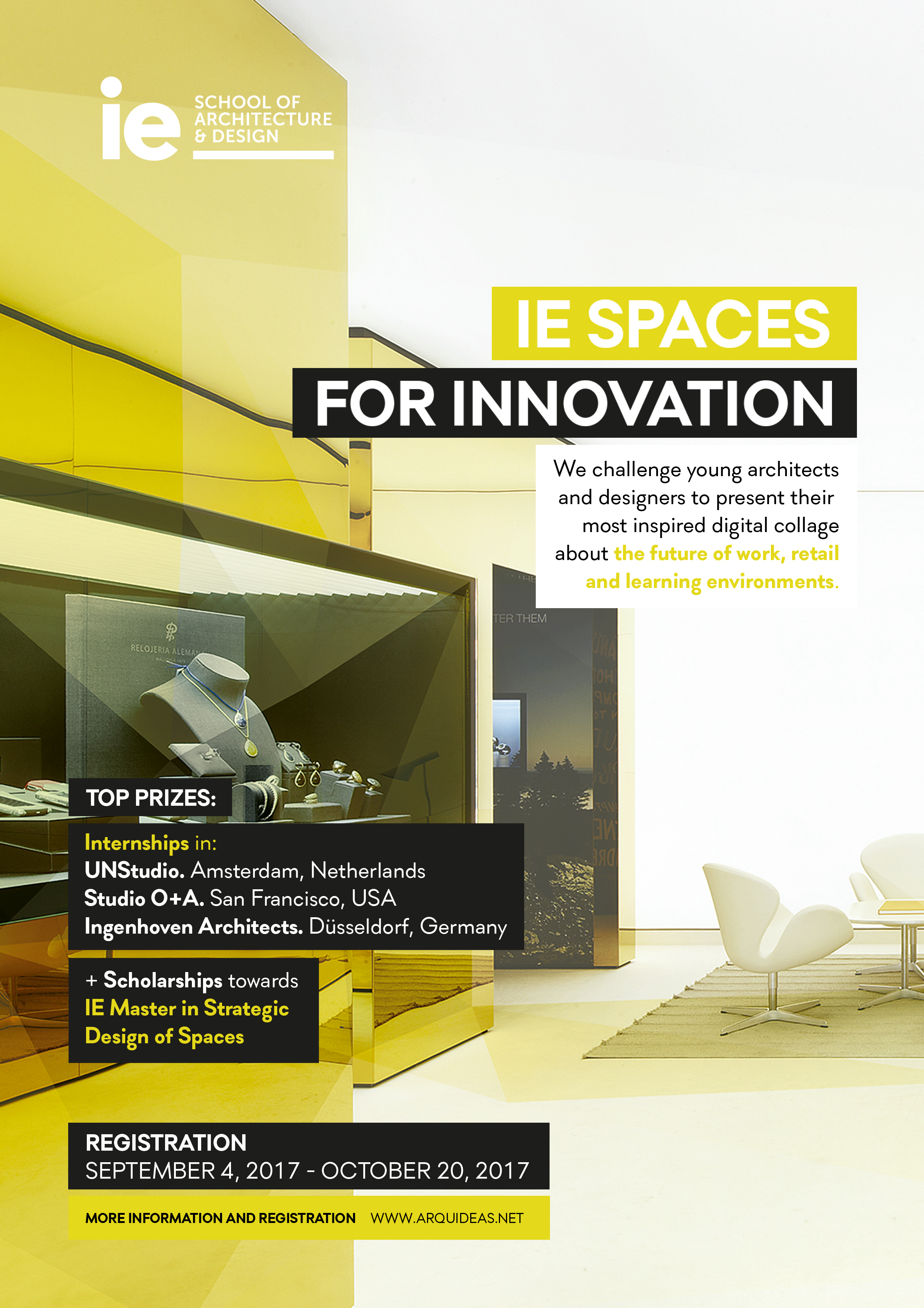 International Architecture Prize IE SPACES FOR INNOVATION PRIZE